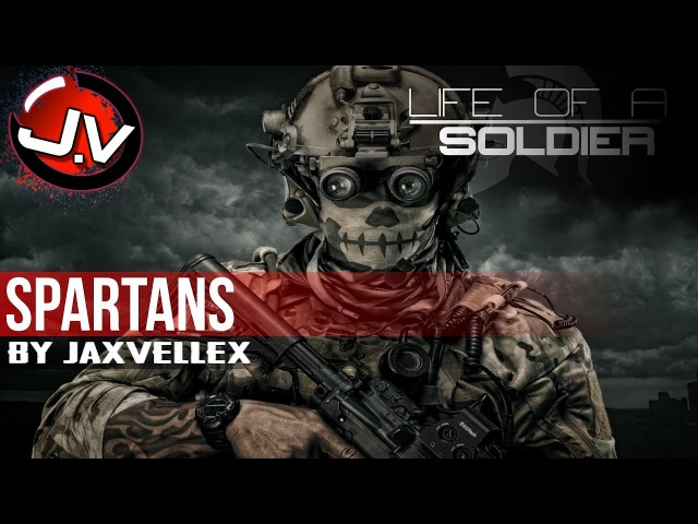 Life Of A Soldier Spartans CINEMATIC ᴴᴰ