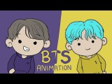 BTS Animation - The Game Show (PART 1)