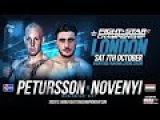 FIGHTSTAR CHAMPIONSHIP 12 Bjarki Petursson vs. Norbet Novenyi