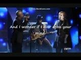 Adele feat. Darius Rucker - Need You Now (lyrics)