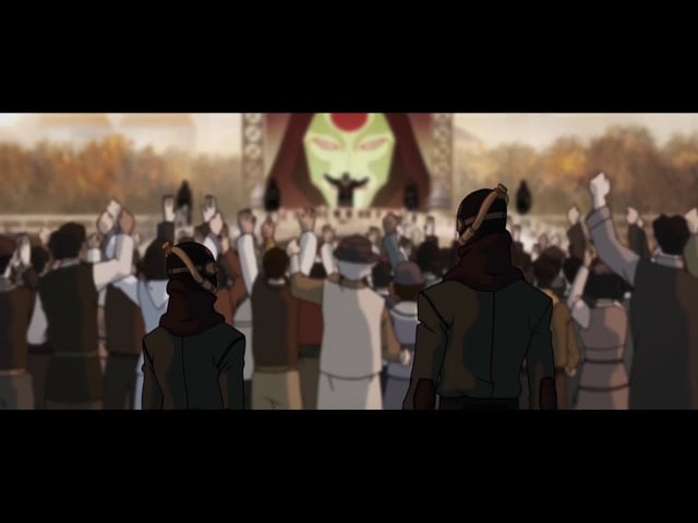 Project Voicebend 11-12 Michael Bays trailer (rus)