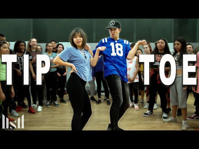 TIP TOE Jason Derulo ft French Montana Dance Matt Steffanina ft Bailey