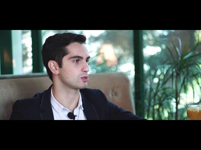 Интервью руководителя Школы танцев Азат Виктора Арутюнова