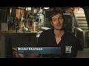 Отрывок из шоу Talking Dead о третьем сезоне Бойтесь ходячих мертвецов русская озвучка