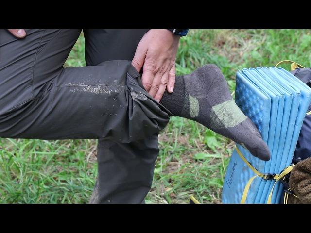 Треккинговые носки Splav «Ridge»