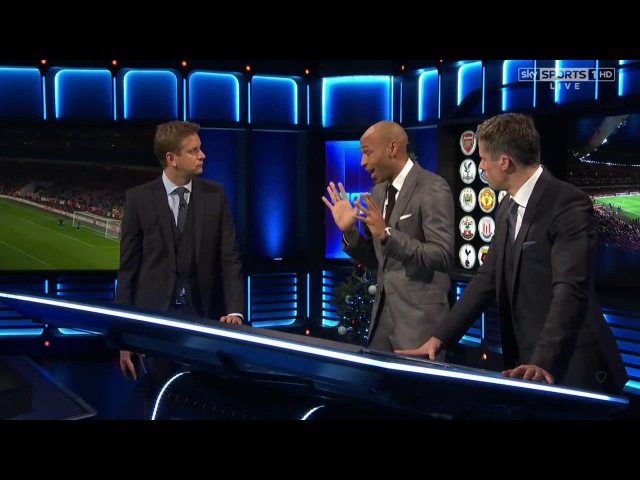 Thierry Henry Explains Pep Guardiola's Coaching Philosophy Tactics Three Ps