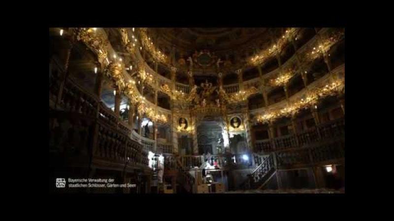 Das Markgräfliche Opernhaus in Bayreuth - Die Vorfreude steigt