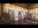 NHK Core Kyoto Fusuma Paintings Artful Partitions Transform Space