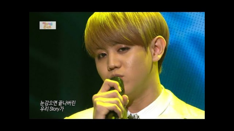【TVPP】Yoseob(BEAST) - Caffeine, 요섭(비스트) - 카페인 @ Goodbye Stage, Beautiful Concert