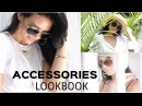 HOW TO ACCESSORIZE Sunglasses Chokers Hoops etc