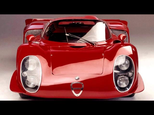 Alfa Romeo Tipo 33 2 Daytona '1968–69