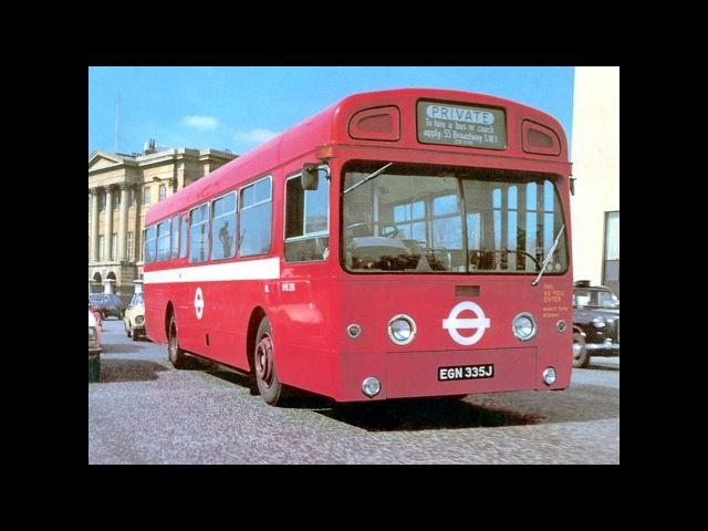 Swift AEC MB Merlin 1966
