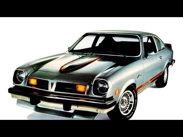 Pontiac Astre ''Li'l Wide Track'' by Jerry Juska '1975