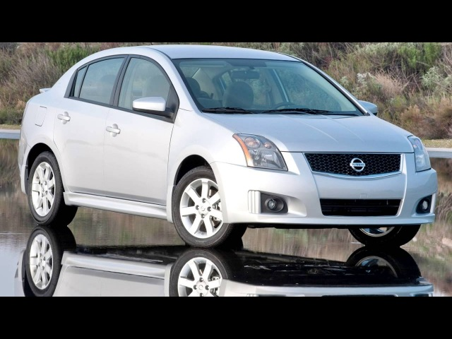 Nissan Sentra SR B16 '04–08 2009