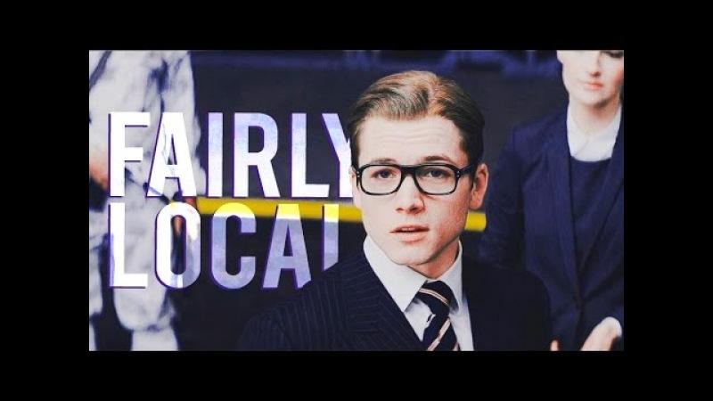 Gary «Eggsy» Unwin | Fairly Local