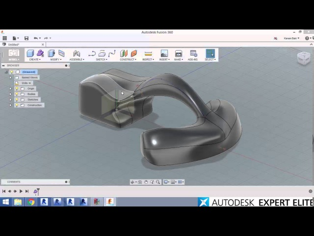 OUTDATED - !! ReFusion IT : Evolutionary Organic Conceptual modeling in Revit