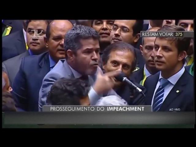 Delegado Waldir Soares Voto (Sim) Pelo impeachment!!