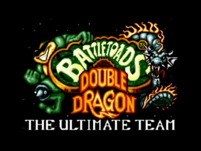Battletoads Double Dragon. SEGA Genesis. Walkthrough (No Death)