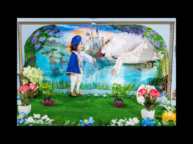 Лебединое озеро детский кукольный спектакль Выезд Москва и МО