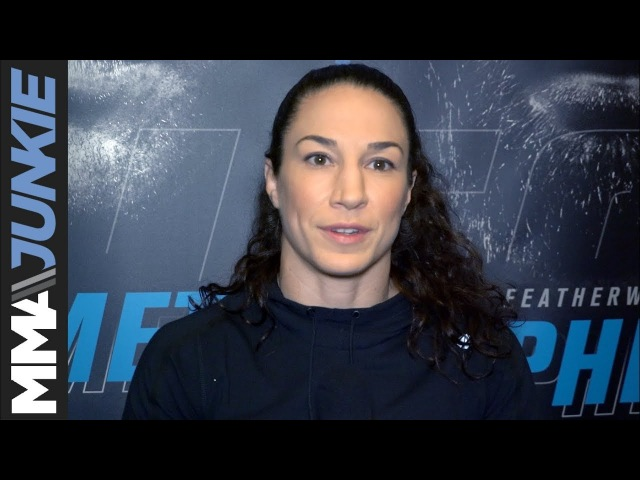 Sara McMann full pre-UFC on FOX 28 interview