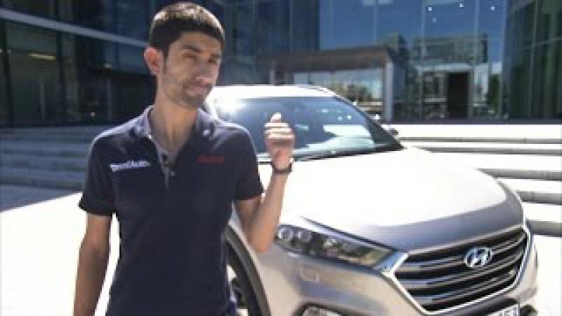 Hyundai Tucson | Silenzio, si guida!