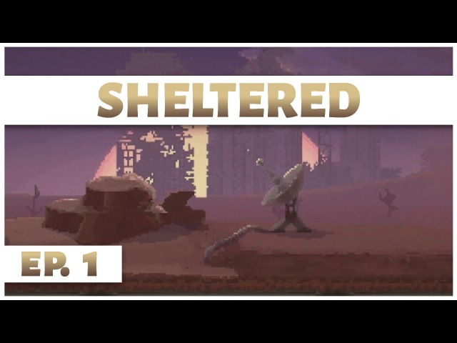 Sheltered - Ep. 1 - Survival in the Fallout Shelter! - Let's Play - Game Introduction