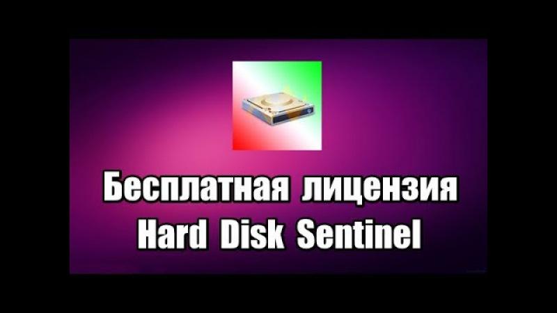 Проверка жесткого диска. Бесплатная лицензия Hard Disk Sentinel