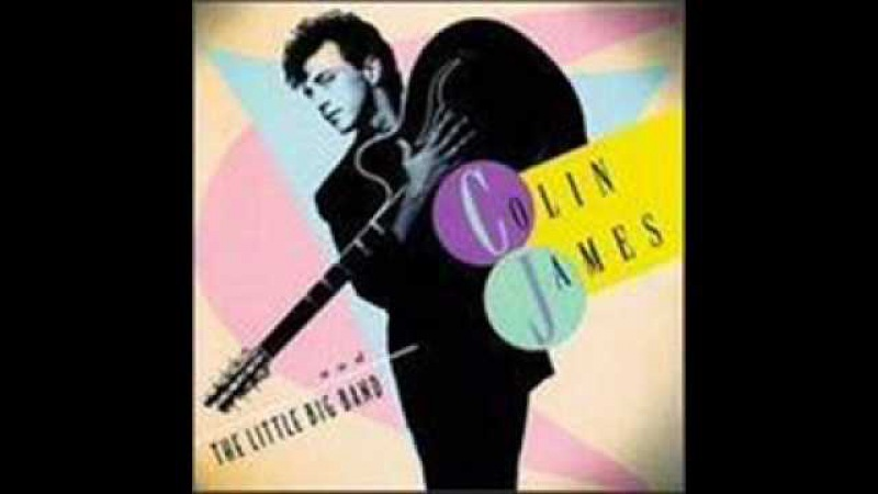 Train Kept A-Rollin' / Colin James and the Little Big Band .wmv