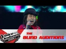 Joy The Climb The Blind Auditions The Voice Kids Indonesia Season 2 GTV 2017