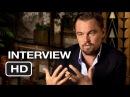 The Great Gatsby Interview - Leonardo DiCaprio 2013 - Carey Mulligan Movie HD