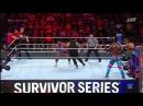 The Shield vs The New Day - Tag Team Match Highlights - WWE Survivor Series 2017