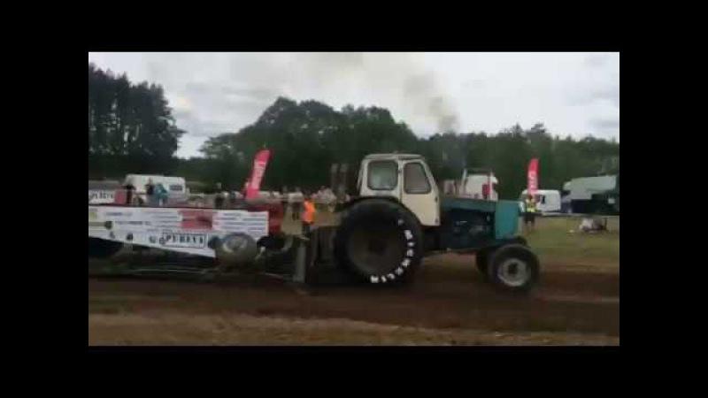 Salme: Jumz D-65 turbo, ЮМЗ д-65 турбо 1.1 18.06.2017