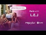 Discover Paris With L.E.J