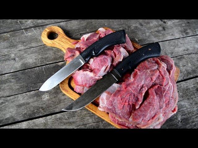 Советский охотничий нож и Русский охотничий нож Бюджетная серия Очень дёшево