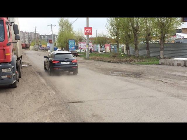 Audi Q3 AGPms Stage 2 Старт с холостых 2