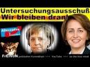 Untersuchungsausschuß MERKEL - WIR BLEIBEN DRAN! AfD Beatrix von Storch * HD