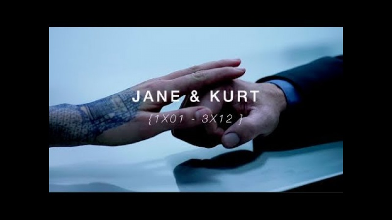 Jane Kurt || lost in your love {1x01 - 3x12}