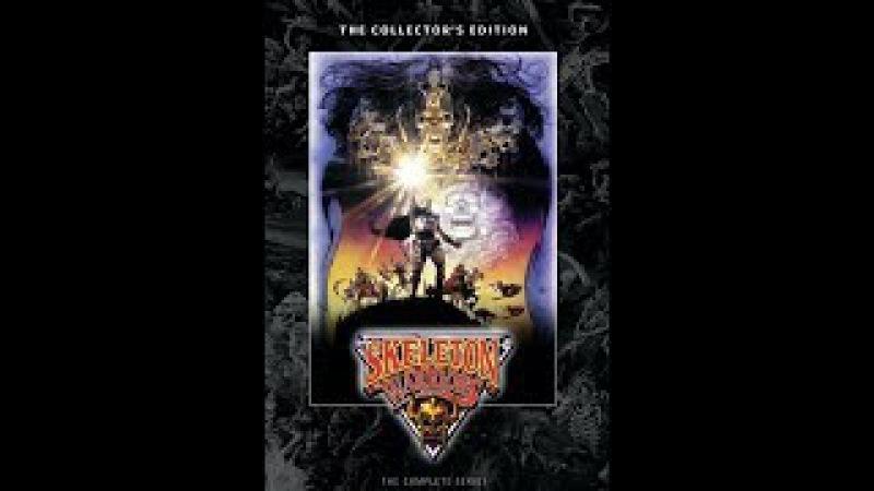Skeleton Warriors(Воины-скелеты) 2 серия