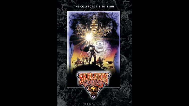 Skeleton Warriors(Воины-скелеты) 6 серия
