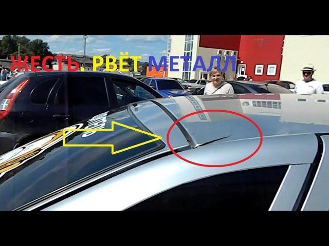 Автозвук разрыв кузова авто. Приора, Ваз 2111-12