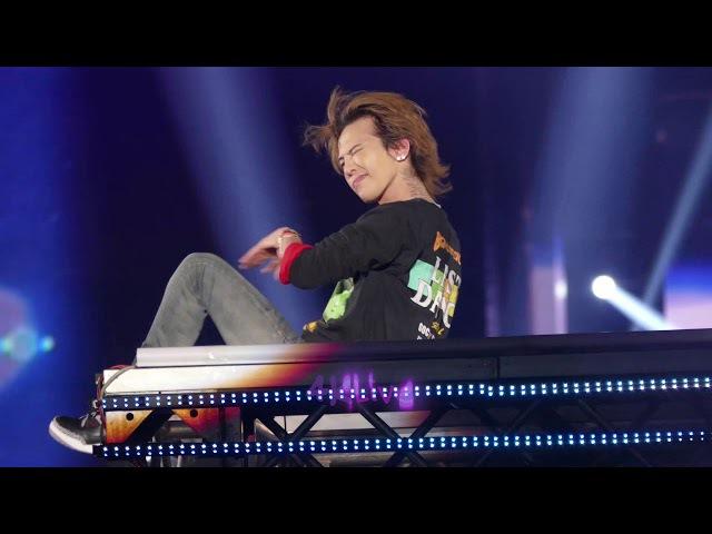 20171231 Last Dance Seoul Feeling G-Dragon TaeYang탱양 focus 4K