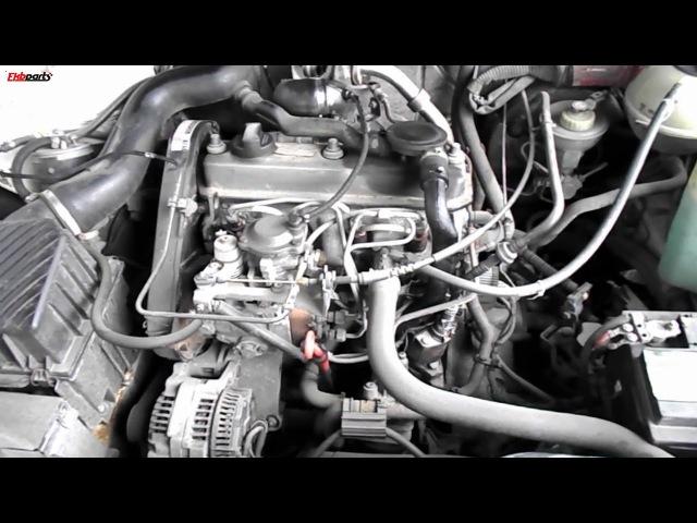 Двигатель Volkswagen Passat AAZ