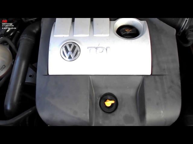 Двигатель Volkswagen Polo 1 4 TDI AMF
