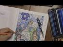 РАСКРАСКА Coloring Marjorie Sarnat Cats  2 часть Раскрашиваем вместе
