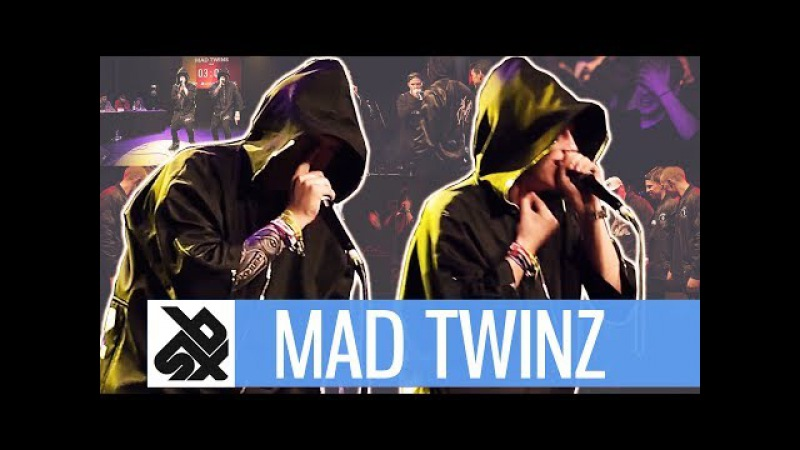MAD TWINZ | Road to GBBB Tag Team Champs 2017