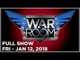 WAR ROOM SHOW (FULL SHOW) Friday 11218 News &amp Analysis, Peter Sweden, Roger Stone, Andrew Torba