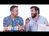 Ryan Reynolds &amp Jake Gyllenhaal Answer the Web's Most Searched Questions WIRED