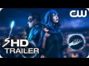 Teen Titans   Teaser Trailer   The CW - TV Series HOLLAND RODEN, RAY FISHER (Fan Made)