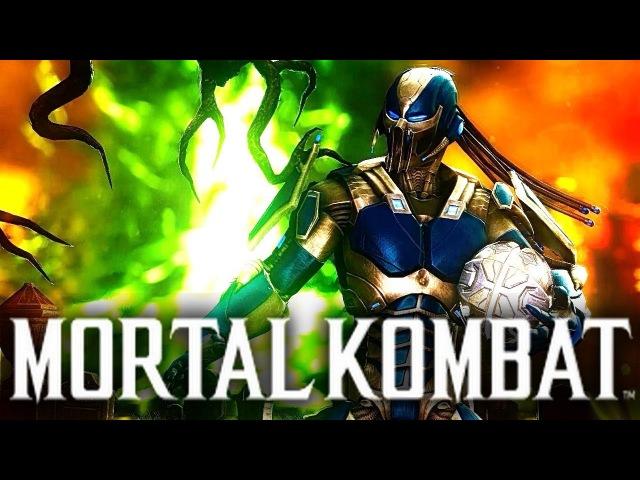 ОБЗОР НОВОГО МОРТАЛ КОМБАТ 2017 (С новой ультра графикой и Балансом - Mortal Kombat 9)