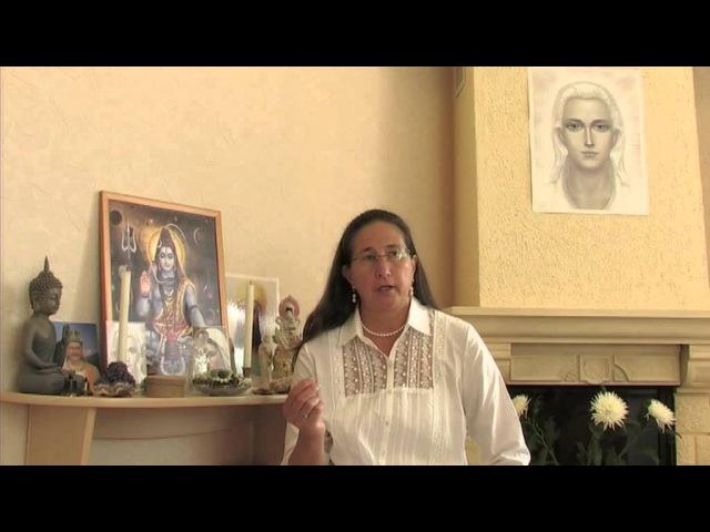 Т.Н. Микушина - о нравственной стороне Учения, которое содержится в принятых ею Посланиях